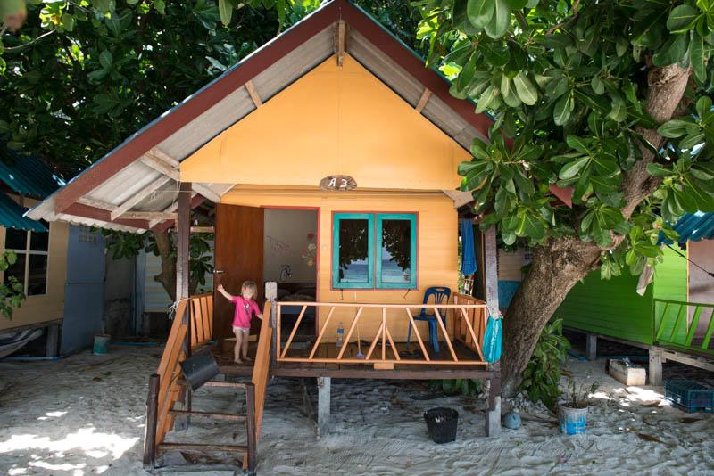 Koh Lipe, Ko Lipe, Thailand, Pattaya Beach, Unterkünfte, Hotels, Guesthouses, Gästehäuser, rooms, accommodation, bungalow, Fan, AC, Reiseberichte, www.wo-der-pfeffer-waechst.de