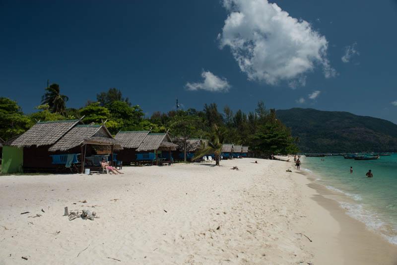 Koh Lipe, Ko Lipe, Thailand, Sunrise Beach, Strand, Strände, Reiseberichte, www.wo-der-pfeffer-waechst.de