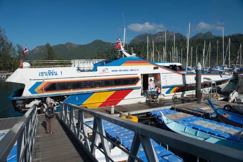 Koh Lipe, Ko Lipe, Langkawi, Thailand, Malaysia, Telaga Terminal, Fähre, Boot, ferry, Reiseberichte, www.wo-der-pfeffer-waechst.de