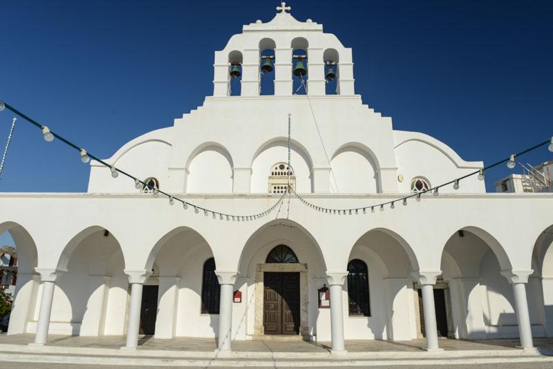Naxos, Chora, Naxos-Stadt, Kirche, Kykladen, Griechenland, Inselhüpfen, Island-Hopping, griechische, Inseln, Mittelmeer, Bilder, Fotos, Reiseberichte, www.wo-der-pfeffer-waechst.de