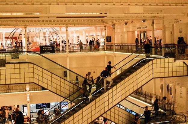 Paris, Frankreich, Luxuskaufhaus, Le Bon Marche, Wochenendtrip, Empfehlungen, Tipps, Bilder, Fotos, Reiseberichte, www.wo-der-pfeffer-waechst.de