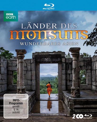 Länder des Monsuns – Wunderbares Asien, DVD, Blu-ray, Verlosung, Filmtipp, Rezension, polyband, www.wo-der-pfeffer-waechst.de