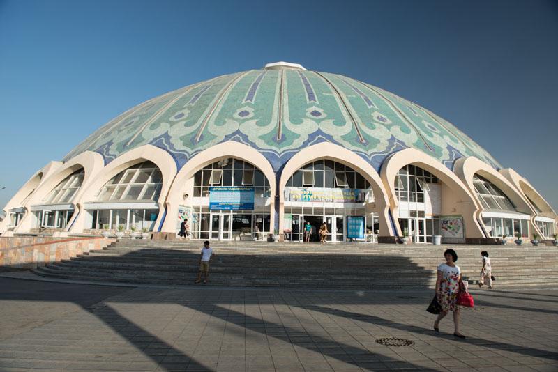 Usbekistan, Uzbekistan, Taschkent, Tashkent, Chorsu-Bazaar, Basar, Tschorsu, Markt, Seidenstraße, Reiseberichte, www.wo-der-pfeffer-waechst.de