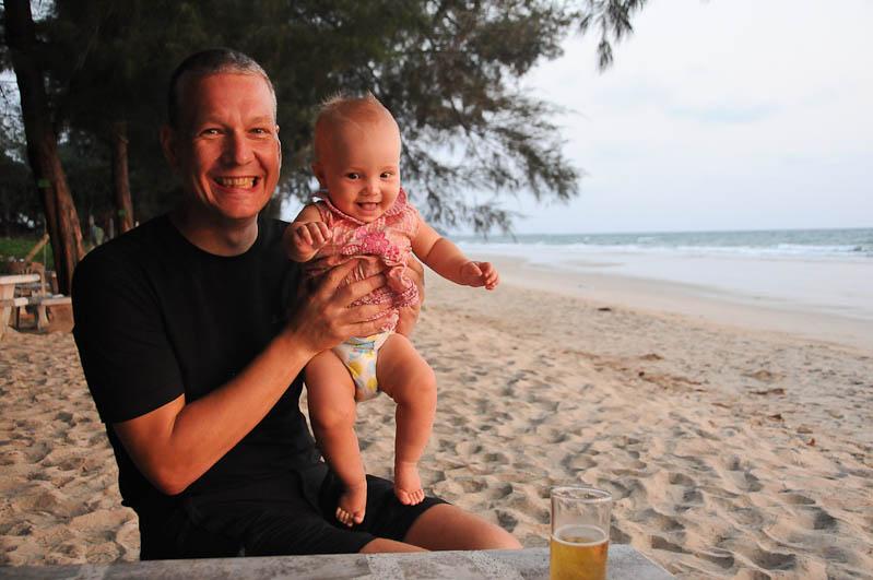 Chao Lao Beach, Chanthaburi, Golf von, Thailand, Geheimtipps, Reisen mit Kindern, Babys, Kleinkindern, Elternzeit, Strände, Asien, Reiseberichte, Reiseblogger, Heiko Meyer, www.wo-der-pfeffer-waechst.de