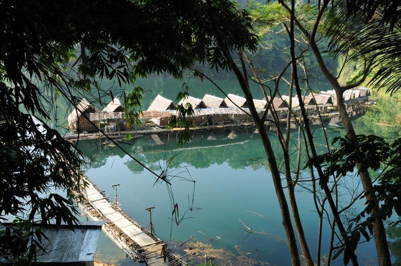 Khao-Sok-Nationalpark, Khao Sok, Rachabrapha-Stausee, Tour, schwimmende Hütten, Urwald, Dschungel, Südthailand, Ausflüge, Touren, Reisetipps, Asien, Reiseberichte, Reiseblogger, www.wo-der-pfeffer-waechst.de