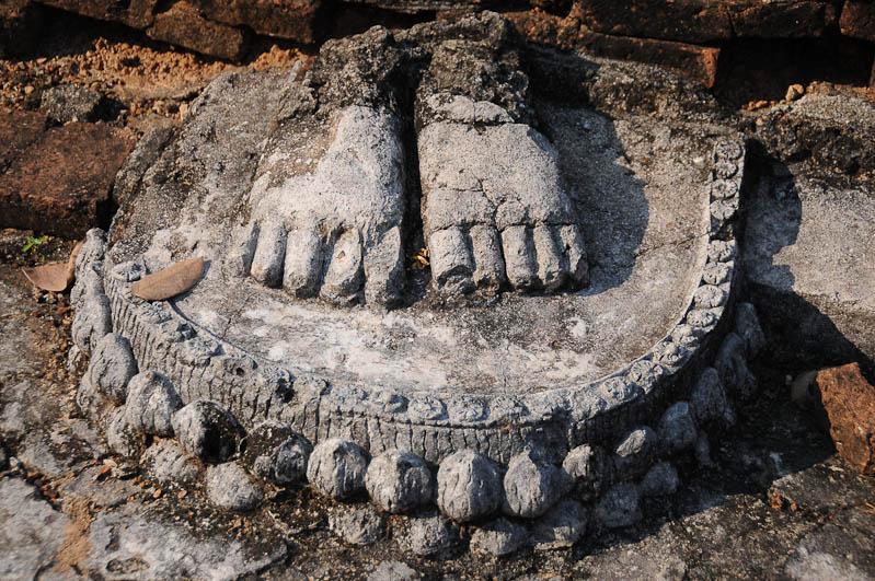 Sukhothai, Historical Park, Thailand, UNESCO-Weltkulturerbe, Tempel, Ruinen, Buddha, Ausflüge, Reisetipps, Reisen mit Kindern, Babys, Kleinkindern, Elternzeit, Asien, Reiseberichte, Reiseblogger, www.wo-der-pfeffer-waechst.de