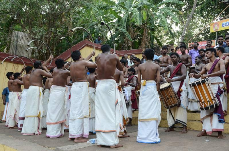 Varkala, Janardhana-Swami-Tempel, Tempelfestival, Kerala, Südindien, Reisetipps, Reisen mit Kindern, Rundreisen, Asien, Reiseberichte, Reiseblogger, www.wo-der-pfeffer-waechst.de