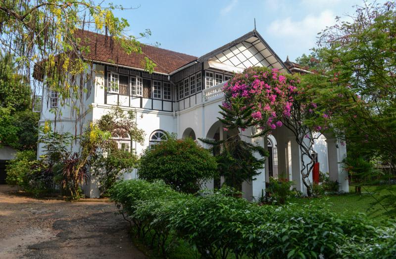 Fort Kochi, Cochin, Kolonialgebäude, Südindien, Kerala, Reisetipps, Reisen mit Kindern, Rundreisen, Südasien, Reiseberichte, Reiseblogger, www.wo-der-pfeffer-waechst.de