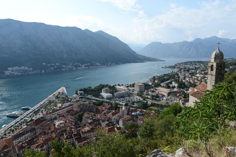 Bucht von Kotor, Festung, Sveti Ivan, Montenegro, Boka Bay, Reisetipps, Rundreisen, Europa, Reiseberichte, Reisen mit Kindern, Reiseblogger, www.wo-der-pfeffer-waechst.de