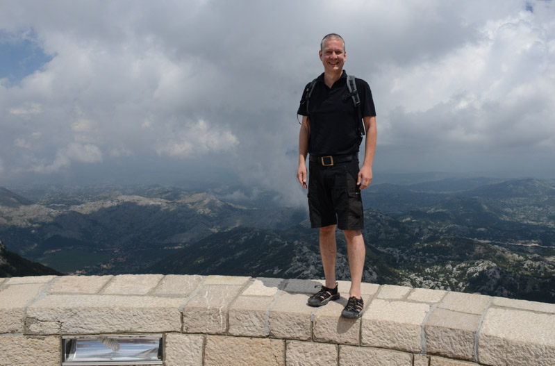 Lovćen-Nationalpark, Njegoš-Mausoleum, Montenegro, Reisebericht, Reisetipps, Europa, Balkan, Reiseblogger, www.wo-der-pfeffer-waechst.de