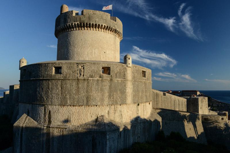 Dubrovnik, Kroatien, Croatia, Minceta, Minčeta Festung, Turm, Game of Thrones, Touren, Serie, Drehorte, Filmset, Stadtmauern, Rundgang, Festung, Burg, castle, Altstadt, old city, Städtetrip, Reisetipps, Rundreisen, Europa, Reiseberichte, Reisen mit Kindern, Reiseblogger, www.wo-der-pfeffer-waechst.de