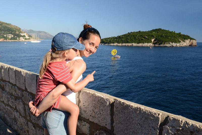 Dubrovnik, Kroatien, Croatia, Stadtmauern, travel with children, Altstadt, old city, Städtetrip, Reisetipps, Rundreisen, Europa, Reiseberichte, Reisen mit Kindern, Reiseblogger, www.wo-der-pfeffer-waechst.de