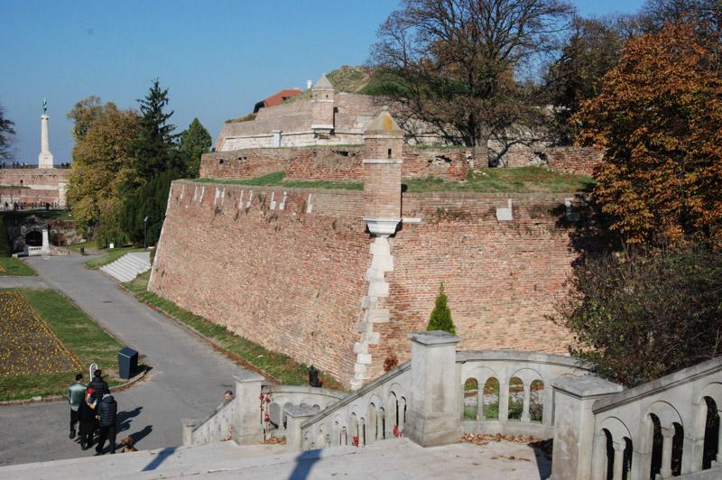 Reise nach Belgrad, Serbien, Städtetrip, Urlaub, Kalemegdan-Festung, Sehenswürdigkeiten, Balkan, Südosteuropa, Reiseberichte, Blog, www.wo-der-pfeffer-waechst.de