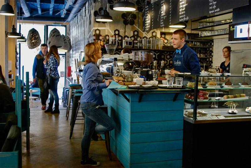 Koffein, Cafétipps, Restauranttipps, Empfehlungen, Inneneinrichtung, Belgrad, Serbien, Städtetrip, Hauptstadt, Urlaub, Balkan, Südosteuropa, Reiseberichte, Blog, www.wo-der-pfeffer-waechst.de
