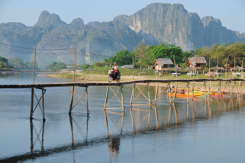 Vang Vieng, Laos, Nordlaos, Karstfelsen, Landschaft, Fluss Nam Song, Nam Xong, Reisetipps, Rundreisen, Asien, Reiseberichte, Reiseblogger, www.wo-der-pfeffer-waechst.de