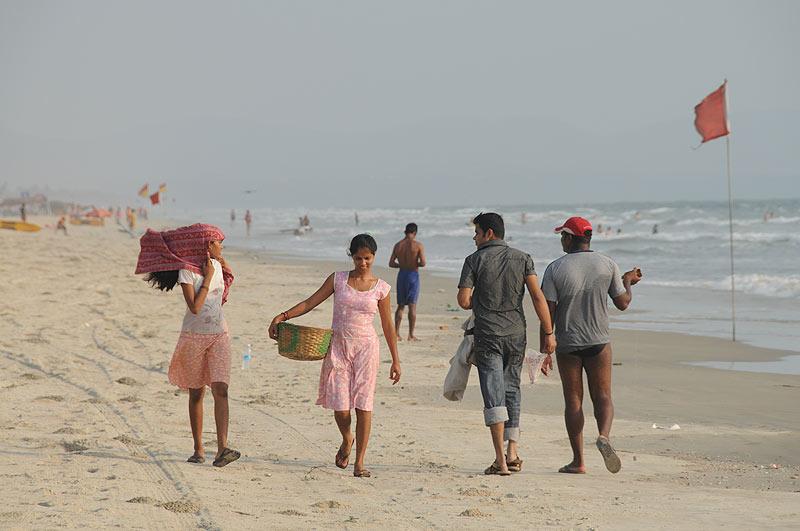 Benaulim Beach, Goa Beach Guide, die schönsten Strände von Norden nach Süden, Strand, best beaches, Nordgoa, Südgoa, Indien, India, Beach-Hopping, Reisen mit Kindern, Indien mit Kindern, Südasien, Bilder, Fotos, Reiseberichte, www.wo-der-pfeffer-waechst.de
