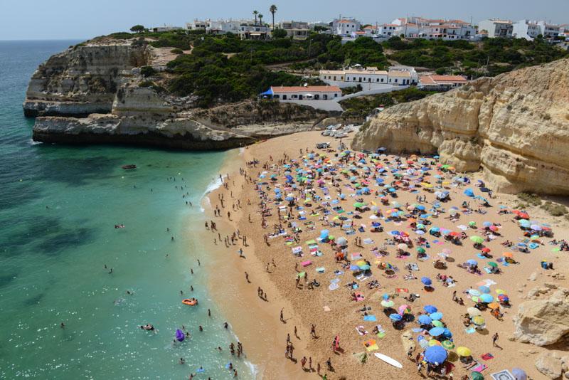 Praia de Benagil, Algarve, Portugal, Strand, schönste Strände, best beaches, Felsalgarve, Beach-Hopping, Reisen mit Kindern, Südeuropa, Bilder, Fotos, Reiseberichte, Sommerurlaub, www.wo-der-pfeffer-waechst.de