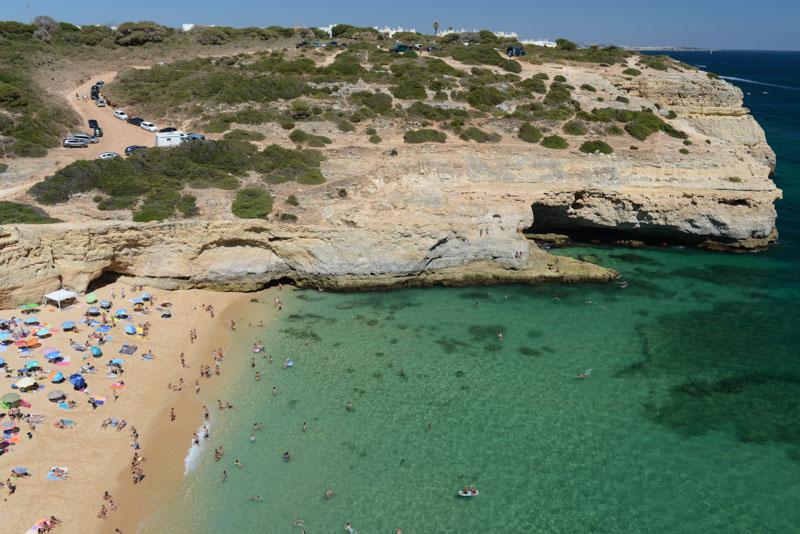 Praia de Carvalho, Algarve, Portugal, Strand, schönste Strände, best beaches, Felsalgarve, Beach-Hopping, Reisen mit Kindern, Südeuropa, Bilder, Fotos, Reiseberichte, Sommerurlaub, www.wo-der-pfeffer-waechst.de