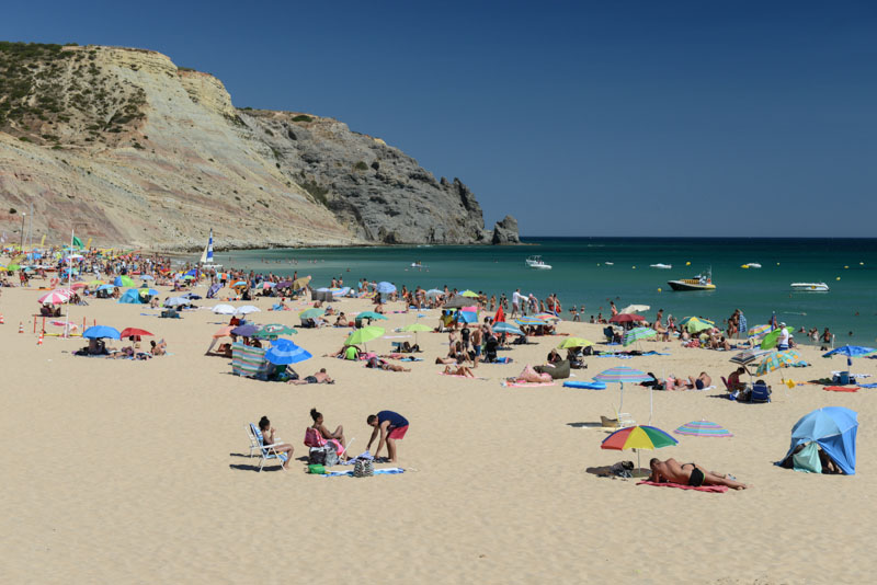 Praia de Luz, Algarve, Portugal, Strand, schönste Strände, best beaches, Felsalgarve, Lagos, Beach-Hopping, Reisen mit Kindern, Südeuropa, Bilder, Fotos, Reiseberichte, Sommerurlaub, www.wo-der-pfeffer-waechst.de