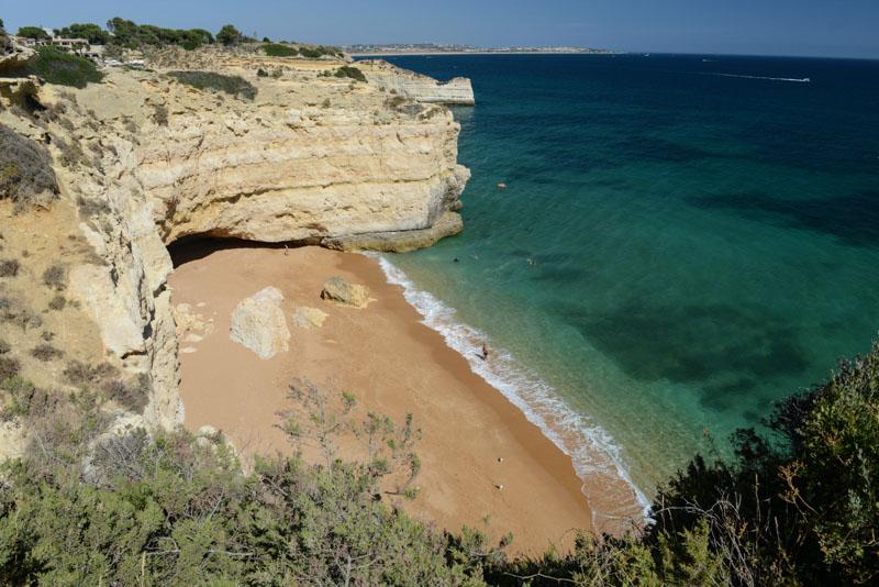 Praia dos Cavalos, Algarve, Portugal, Strand, schönste Strände, best beaches, Felsalgarve, Beach-Hopping, Reisen mit Kindern, Südeuropa, Bilder, Fotos, Reiseberichte, www.wo-der-pfeffer-waechst.de