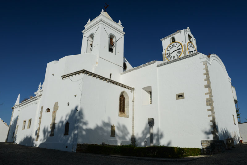 Igreja de Santa Maria do Castelo, Kirchen, Tavira, Algarve, Portugal, Sandalgarve, Reisen mit Kindern, Südeuropa, Bilder, Fotos, Reiseberichte, Sommerurlaub, www.wo-der-pfeffer-waechst.de