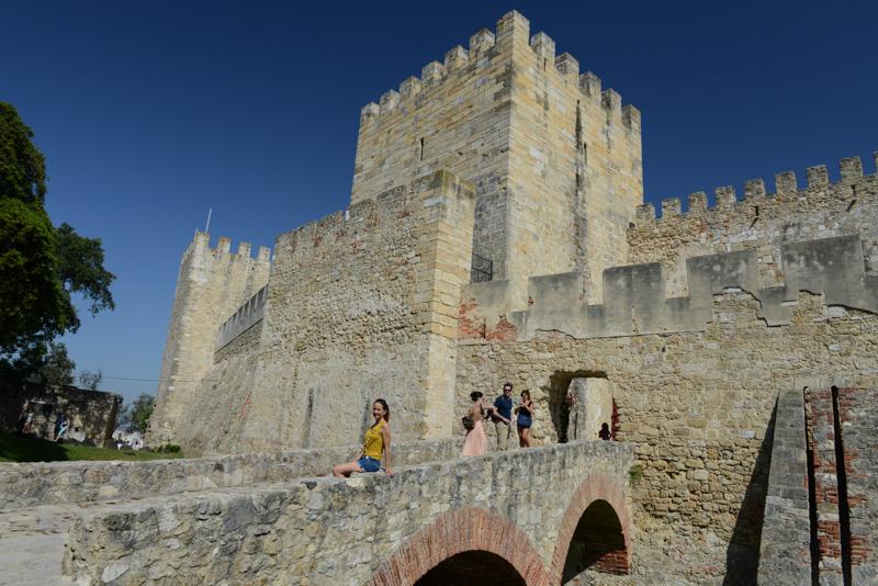 Castelo de São Jorge, Lissabon, Lisboa, Portugal, Städtetrip, Reisen mit Kindern, Südeuropa, Bilder, Fotos, Reiseberichte, Sommerurlaub, www.wo-der-pfeffer-waechst.de
