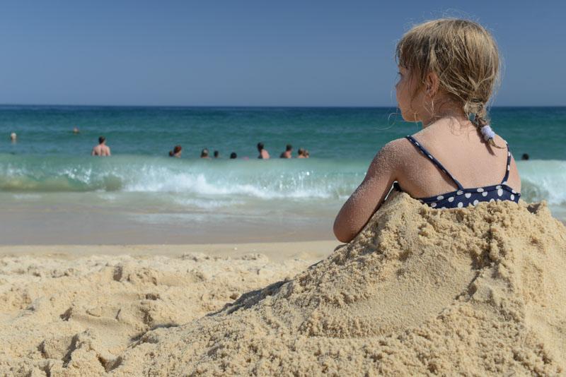 Praia da Ilha de Tavira, Algarve, Portugal, Strand, Strände, beaches, Brandung, Sandalgarve, Beach-Hopping, Reisen mit Kindern, Südeuropa, Bilder, Fotos, Reiseberichte, www.wo-der-pfeffer-waechst.de