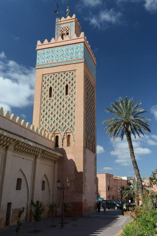 Marrakesch, Marokko, Kasbah-Moschee, Moschee al Mansur, mosque, Medina, Altstadt, Reisebericht, Reisetipps, Afrika, Reiseblogger, www.wo-der-pfeffer-waechst.de