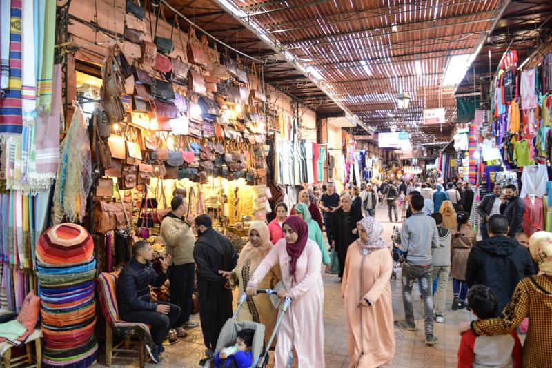 Marrakesch, Marokko, Märkte, Basare, Souks, Suks, Suqs, Medina, Altstadt, Shopping, Reisebericht, Reisetipps, Afrika, Reiseblogger, www.wo-der-pfeffer-waechst.de