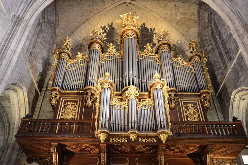 Kathedrale Saint-Pierre, Orgel, Montpellier, Südfrankreich, France, Reisebericht, Städtetrip, Städtereise, Urlaub, Reisetipps, Reiseblogger, www.wo-der-pfeffer-waechst.de