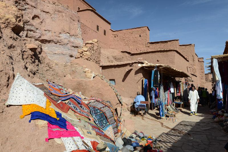 Ait Ben Haddou, Marokko, Bilder, Infos, Reisebericht, Souvenirstände, Urlaub, Reisetipps, Afrika, Reiseblogger, www.wo-der-pfeffer-waechst.de