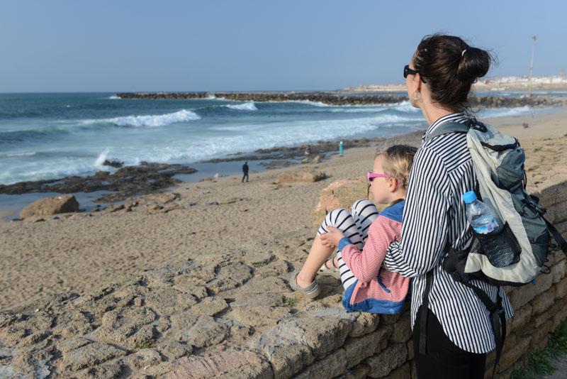 Plage de Rabat, Beach, Stadtstrand, Marokko, Hauptstadt, Bilder, Infos, Reisebericht, Reisen mit Kind, Kindern, Urlaub, Hotel, Reisetipps, Afrika, Reiseblogger, www.wo-der-pfeffer-waechst.de