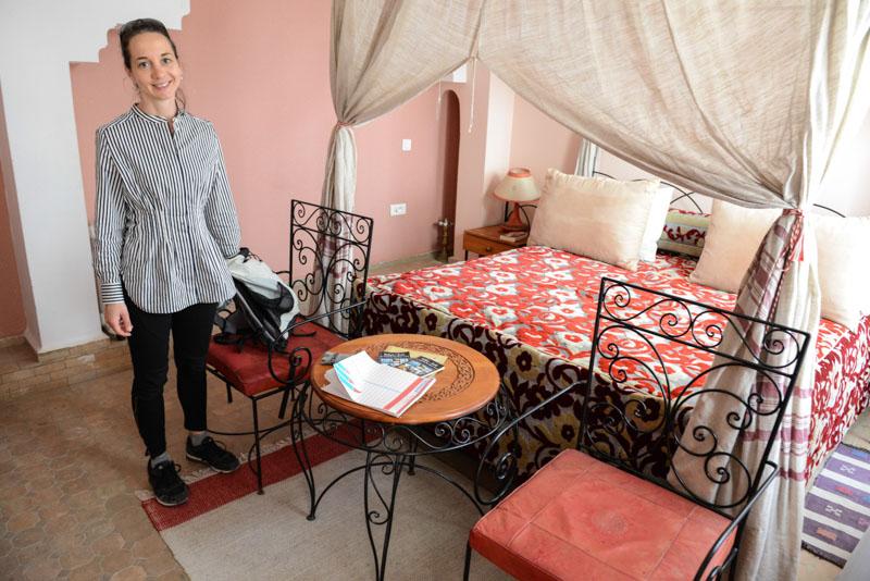 Rabat, Riad Dar Karima, Medina, room, Hotel, accommodation, guesthouse, apartment, booking, reservation, Marokko, Hauptstadt, Bilder, Infos, Reisebericht, mit Kindern, Urlaub, Hotel, Reisetipps, Afrika, Reiseblogger, www.wo-der-pfeffer-waechst.de