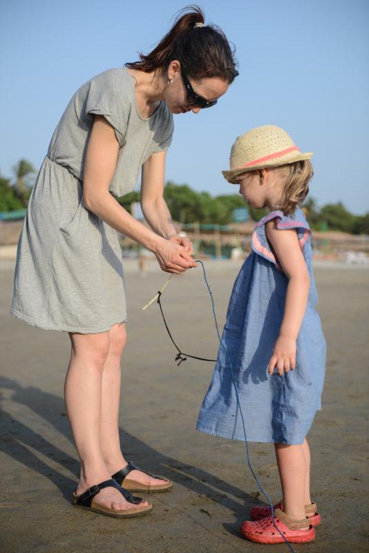 Arambol Beach, Goa, Strände, Norden, Strand, Nordgoa, Reisen mit Kindern in Indien, India, travel with children, Südasien, Bilder, Fotos, Reiseberichte, www.wo-der-pfeffer-waechst.de