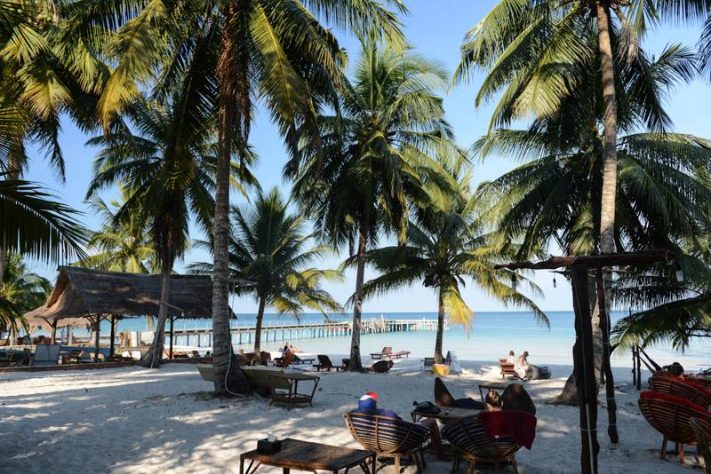 Coconut Beach, Koh Rong Beach Guide, Kambodscha, Insel, die schönsten Strände, Strand, Cambodia, Südostasien, Bilder, Fotos, Reiseberichte, www.wo-der-pfeffer-waechst.de