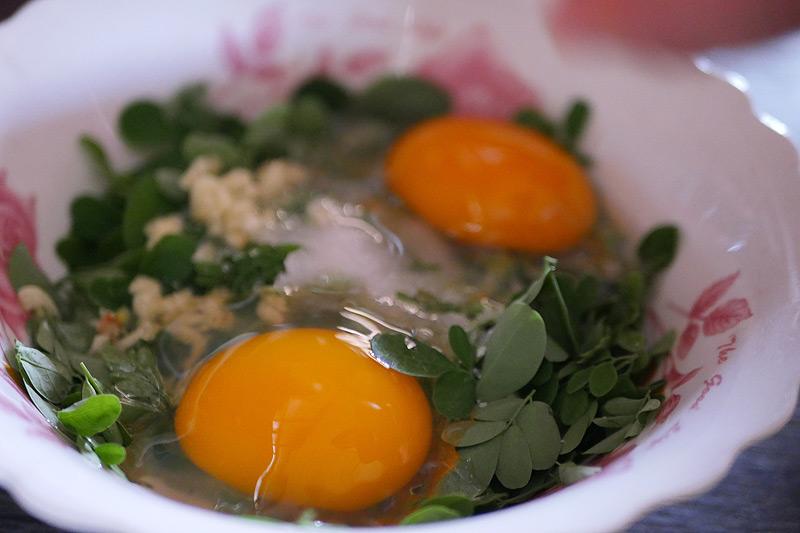 Dine With The Locals, Kambodscha, vegetarisches Essen, Küche, Rezepte, Khmer-Food, Enteneier, Khmer-Omlett, www.wo-der-pfeffer-waechst.de