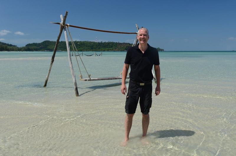 Heiko Meyer, Reiseblogger, Koh Rong, Kambodscha, Insel, Strand, die schönsten Strände, Palm Beach, Cambodia, Südostasien, Bilder, Fotos, Reiseberichte, www.wo-der-pfeffer-waechst.de