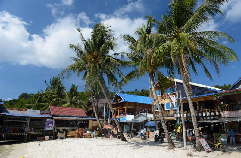Koh Rong Beach Guide, Kambodscha, Insel, Strand, die schönsten Strände, Koh Toch Village, Koh Tuch Village, Koh Touch Village, Koh Tui Village, Cambodia, Südostasien, Bilder, Fotos, Reiseberichte, www.wo-der-pfeffer-waechst.de
