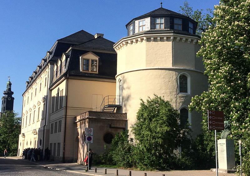 Herzogin Anna Amalia Bibliothek, Weimar, Sehenswürdigkeiten, Städtetrip, Reisebericht, Deutschland, Thüringen, www.wo-der-pfeffer-waechst.de