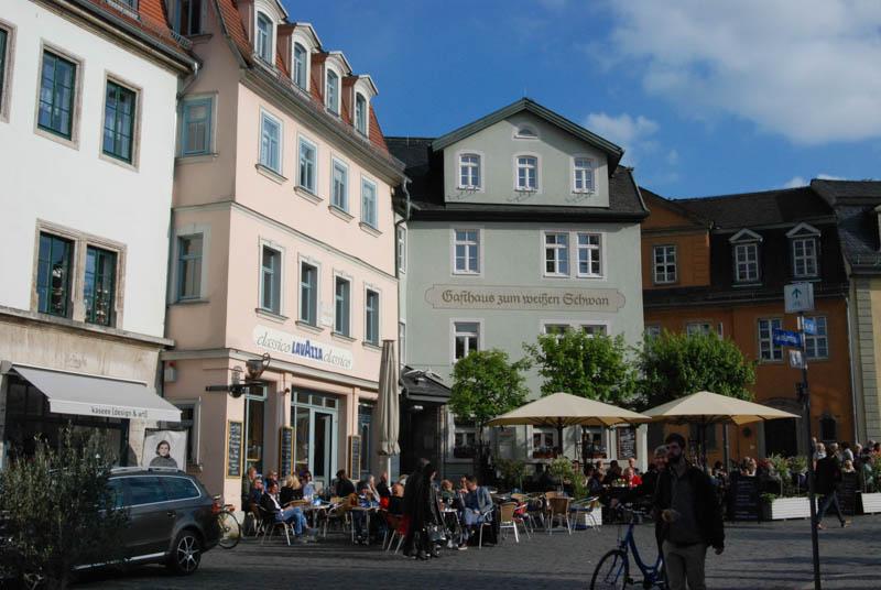 Weimar, Altstadt, Marktplatz, Reisetipps, Sehenswürdigkeiten, Städtetrip, Reisebericht, Deutschland, Thüringen, www.wo-der-pfeffer-waechst.de