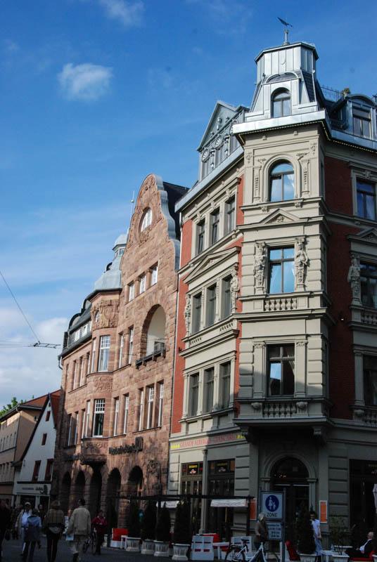 Weimar, Altstadt, Reisetipps, Sehenswürdigkeiten, Städtetrip, Reisebericht, Deutschland, Thüringen, www.wo-der-pfeffer-waechst.de