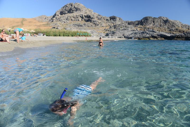 Ammoudi Beach, Plakias, schönste Strände Kretas, Reisebericht, Griechenland, Urlaub, Reisen mit Kindern, Bilder, Fotos, Südeuropa, www.wo-der-pfeffer-waechst.de