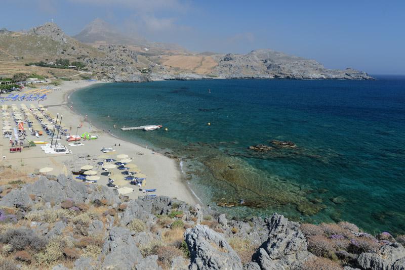 Damnoni Beach, Plakias, schönste Strände Kretas, Reisebericht, Griechenland, Urlaub, Bilder, Fotos, Südeuropa, www.wo-der-pfeffer-waechst.de