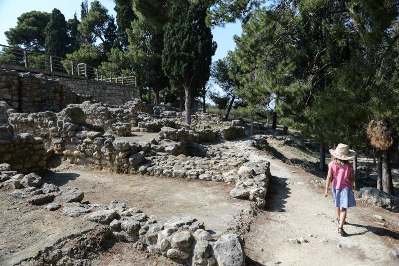 Minoischer Palast von Knosses, Kreta, Reisebericht, Heraklion, Iraklio, Griechenland, Reisen mit Kindern, Bilder, Fotos, Südeuropa, www.wo-der-pfeffer-waechst.de