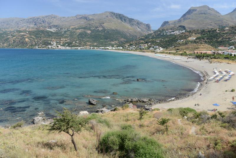 Plakias Beach, schönste Strände Kretas, Reisebericht, Griechenland, Urlaub, Bilder, Fotos, Südeuropa, www.wo-der-pfeffer-waechst.de