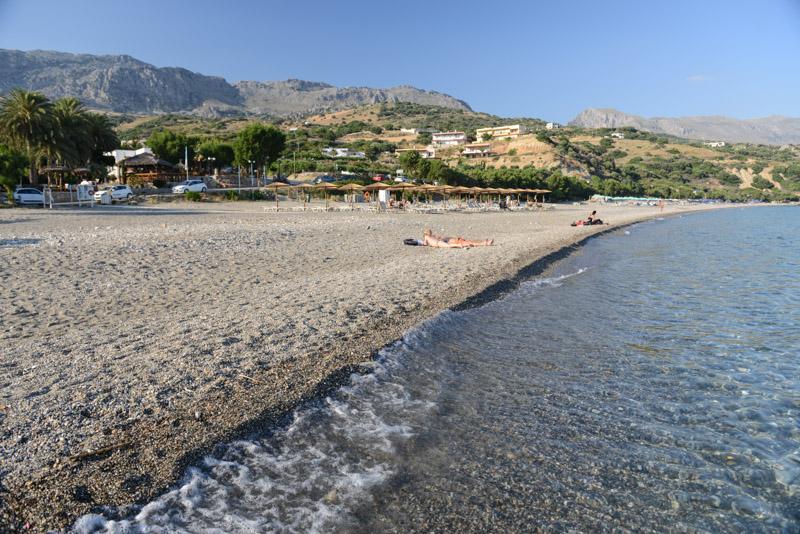Souda Beach, Plakias, schönste Strände Kretas, Reisebericht, Griechenland, Urlaub, Bilder, Fotos, Südeuropa, www.wo-der-pfeffer-waechst.de