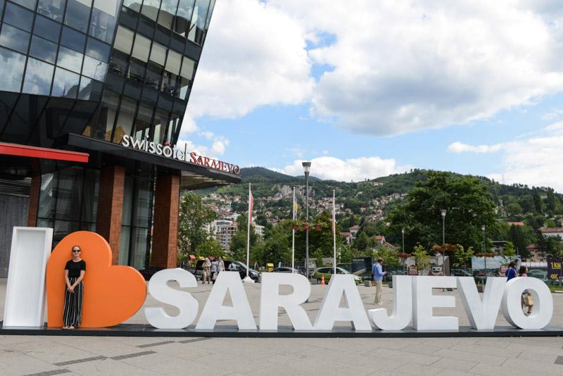 I love Sarajevo, Sehenswürdigkeiten, Ausflüge, Bosnien-Herzegowina, Hauptstadt, Reisebericht, Reisetipps, Südosteuropa, Balkan, Bilder, Foto: Heiko Meyer, www.wo-der-pfeffer-waechst.de