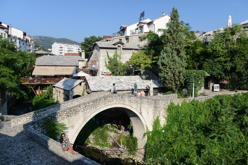 Mostar, Altstadt, Reisebericht, Bosnien-Herzegowina, Rundreise, Sehenswürdigkeiten, Ausflüge, Reisetipps, Südosteuropa, Sommerferien, Sommerurlaub, Balkan, Bilder, Fotos www.wo-der-pfeffer-waechst.de