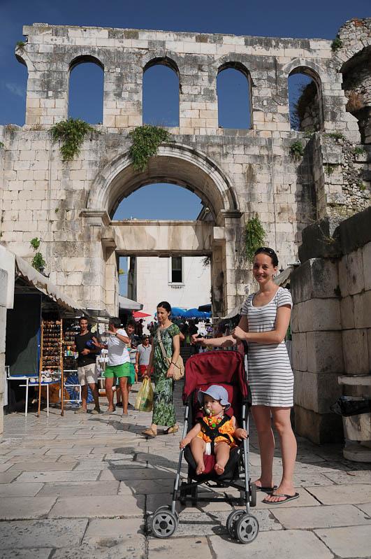 Split, Kroatien, Tagesausflug, Reisebericht, Reisen mit Kindern, Reisetipps, Südosteuropa, Sommerferien, Sommerurlaub, Balkan, Bilder, Fotos www.wo-der-pfeffer-waechst.de