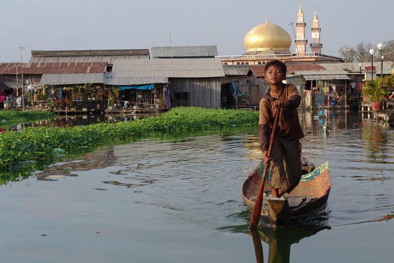 Boeung-Kak-See, lake, Phnom Penh, Reisebericht, Kambodscha, Hauptstadt, Cambodia, Reisetipps, Sehenswürdigkeiten, Backpacking, Südostasien, Bilder, Foto: Heiko Meyer, www.wo-der-pfeffer-waechst.de